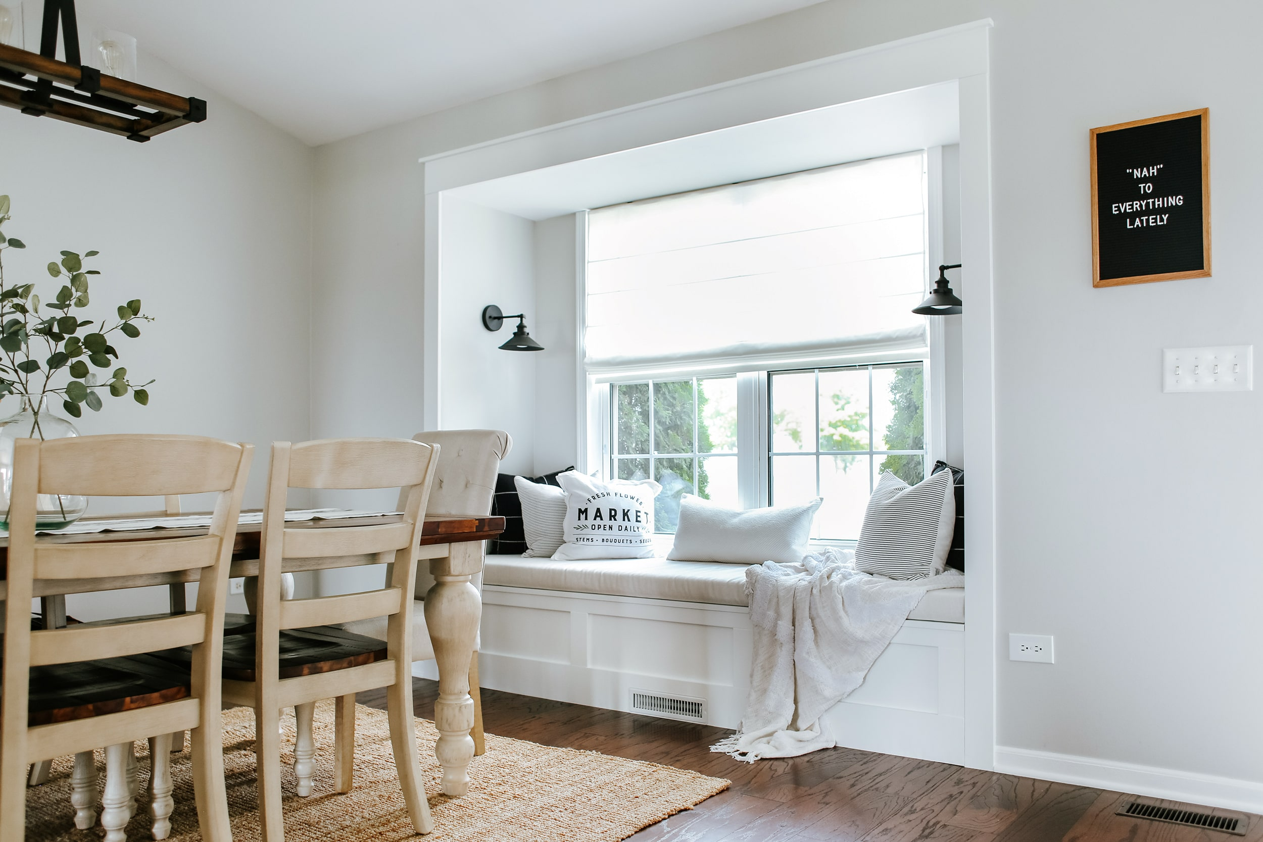How To Build A Window Seat With Hidden Storage Sammy On State
